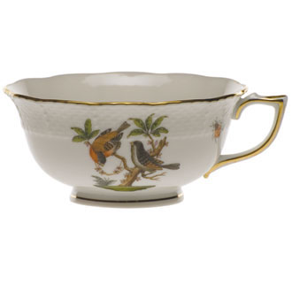 Rothschild Bird Tea Cup - Motif 12 (8 Oz)