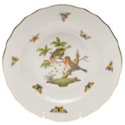 Rothschild Bird Dessert Plate - Motif 10 8.25