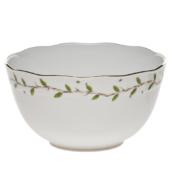 """Rothschild Garden Round Bowl (3.5 Pt) 7.5""""D"""