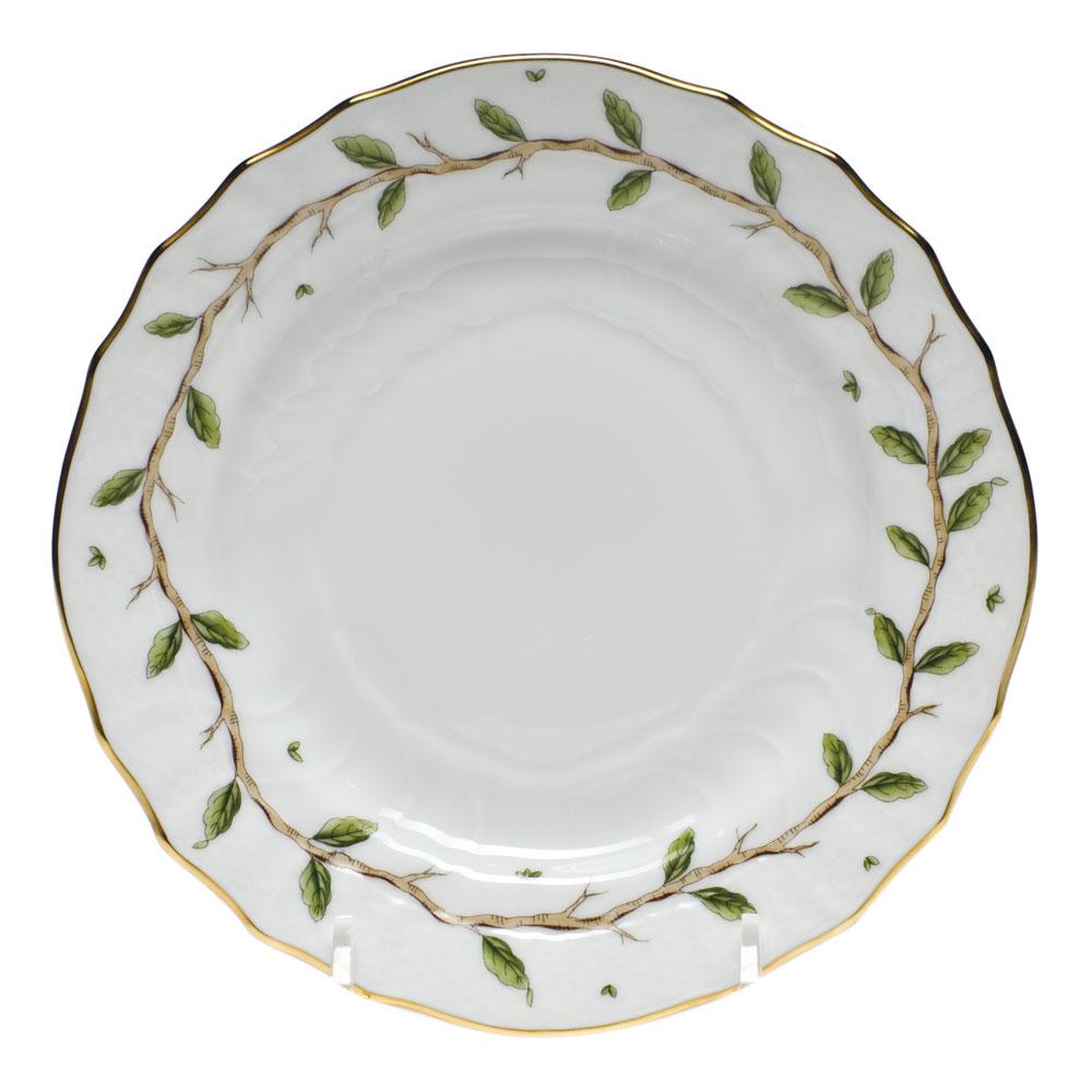 Rothschild Garden Bread Butter Plate Elizabeth Bruns Inc