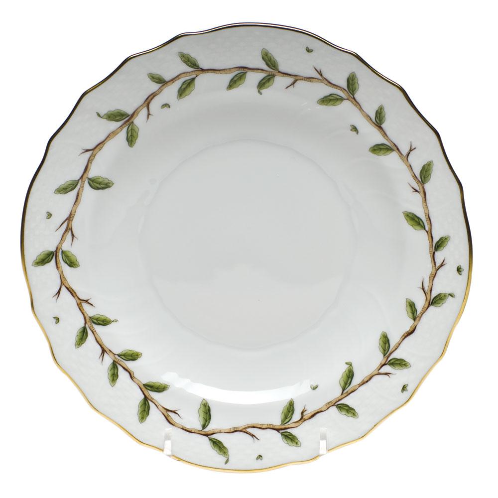 Rothschild Garden Salad Plate Elizabeth Bruns Inc