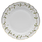 "Rothschild Garden Dinner Plate 10.5""D"