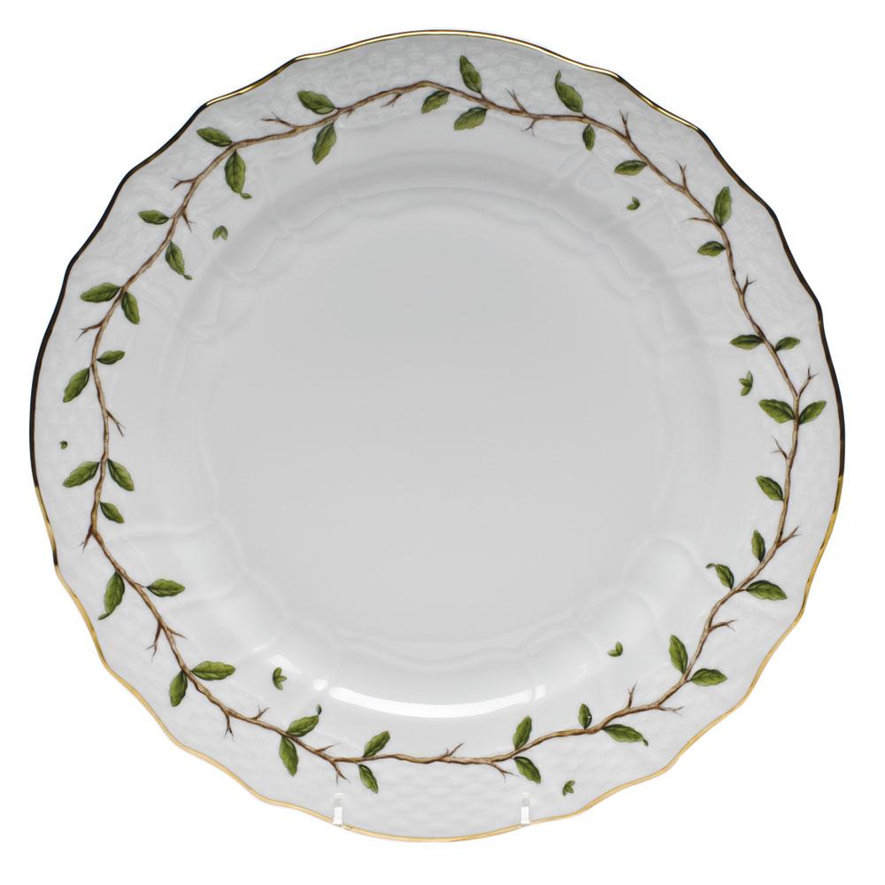 Rothschild Garden Service Plate Elizabeth Bruns Inc