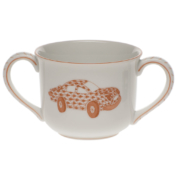 Transportation Child Set Mug With Car (6 Oz)