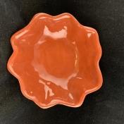 Terrafirma Ceramics Gourd Dip Poppy