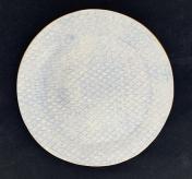 Terrafirma Ceramics Salad Plate Diamond Opal