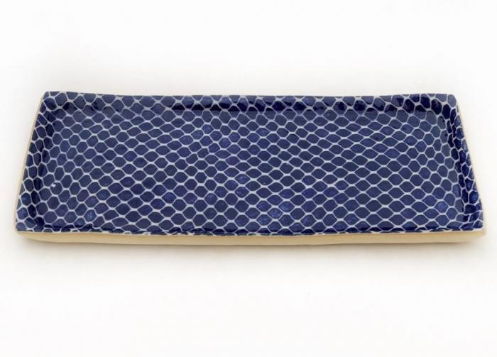 Terrafirma Ceramics Taj Cobalt