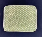 Terrafirma Ceramics Tidbit Tray Taj Citrus
