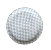 Terrafirma Mosaic Opal Charger