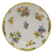 """Queen Victoria Bread & Butter Plate  6""""D"""