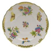 "Queen Victoria Salad Plate  7.5""D"