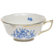 Fortuna Blue Tea Cup (8 Oz)