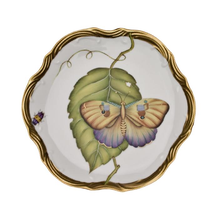 Exotic Butterflies Exotic Butterflies Bread & Butter Plate