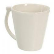 Vuelta White Pearl Mug