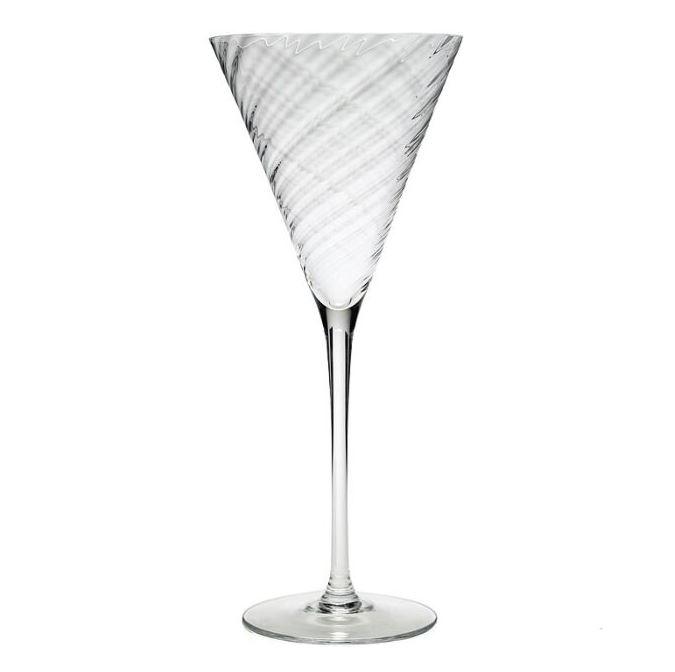 WYC Calypso Cocktail with Wine Glass