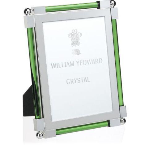 WYC Class Glass 5x7 Frame Moss Green