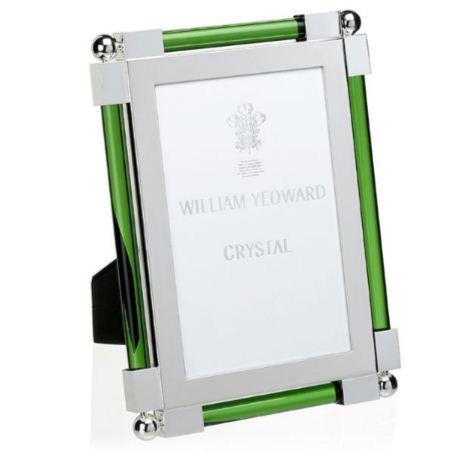 WYC Classic Glass 4x6 Frame Moss Green