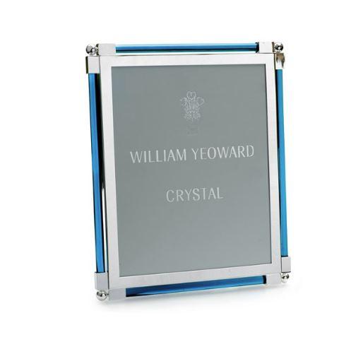WYC Classic Glass 5x7 Frame Light Blue