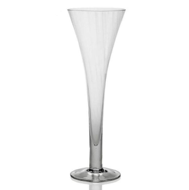 WYC Corrine Champagne Flute Hollow Stem