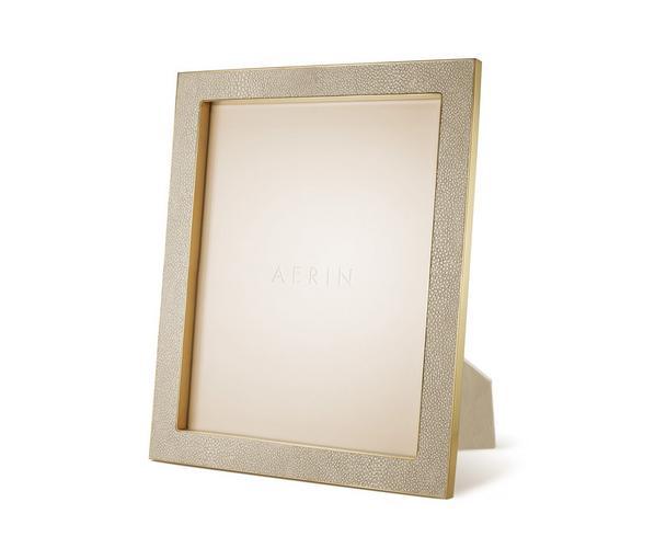 Wheat Shagreen 8x10 Frame