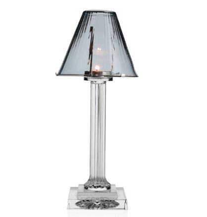 William Yeoward Carmen Candle Lamp Smoke