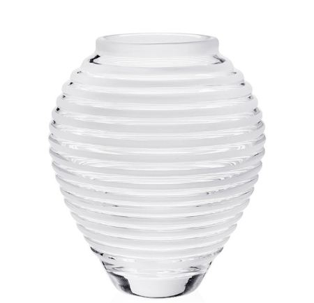 William Yeoward Circe 11 inch Vase Frost