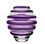 William Yeoward Circe Mini Vase Amethyst
