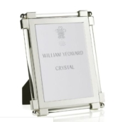 William Yeoward Classic Glass Frame 4x6 Clear
