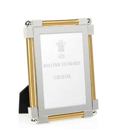 William Yeoward Classic Gold 4x6 Frame