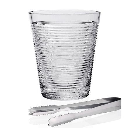 William Yeoward Gigi Ice Bucket with Tongs