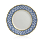 William Yeoward Leckford Side Plate Blue