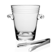 William Yeoward Madison Ice Bucket with Tongs