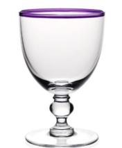 William Yeoward Siena Water Amethyst Glass