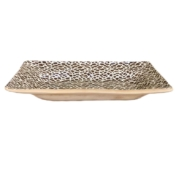 terrafirma ceramics asparagus platter