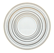 Attraction Gold/Platinum Bread & Butter Plate