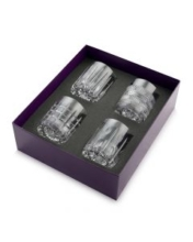 box of 4 skye whisky tumblers