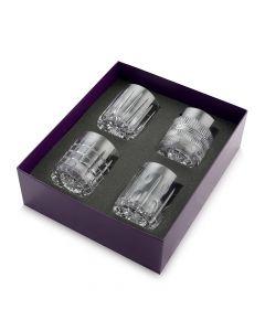 box of 4 skye whisky tumblers