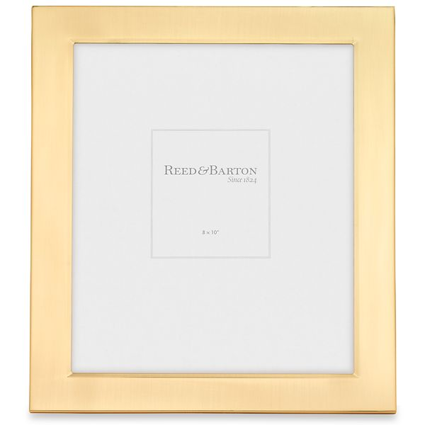 Satin Gold Frame 8x10 Elizabeth Bruns Inc