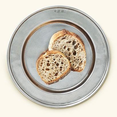 match convivio bread plate