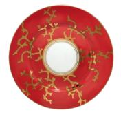 Cristobal Coral Dessert Plate #1
