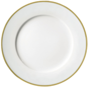 Fontainebleau Gold Dinner Plate