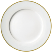 Fontainebleau Gold Bread & Butter Plate