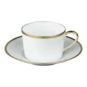 Fontainebleau Gold Tea Saucer Extra