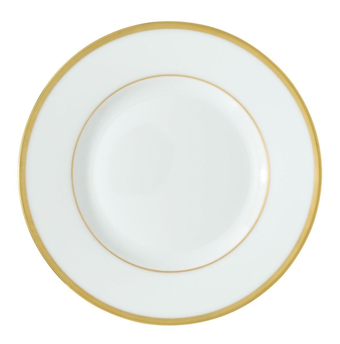 Fontainebleau Gold with Filet Bread & Butter Plate
