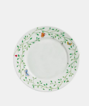 Wing Song American Dinner Plate