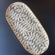 Bread Tray Fern Chestnut