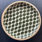 Wine Coaster Dot Pine