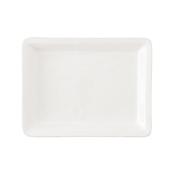 "juliska puro whitewash tray/platter 16"""