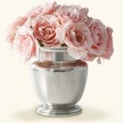 match rimmed vase petite