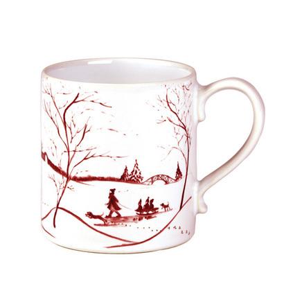 juliska ruby mug